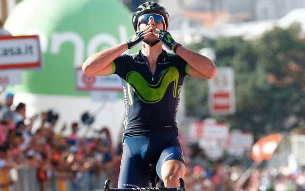 Giro d'Italia Tappa 8 Izagirre