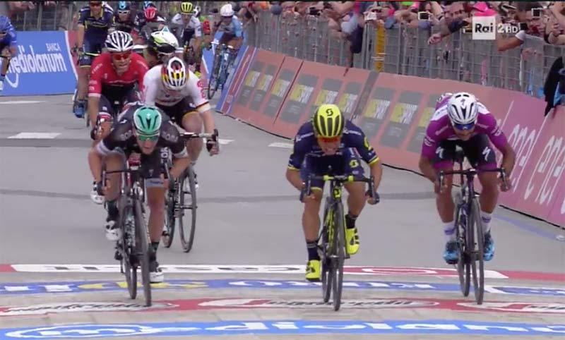 Giro d'Italia - Tappa 7